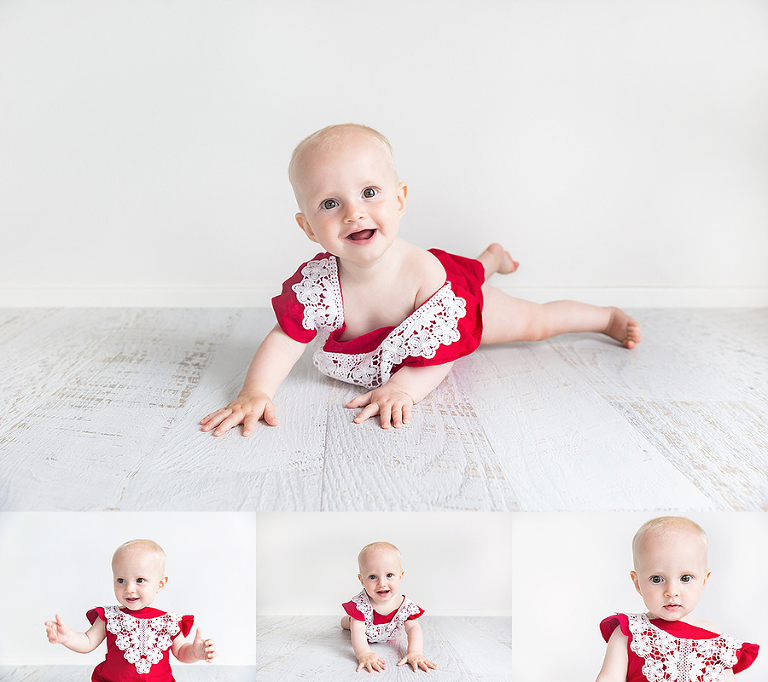 Newcastle baby photography, Renee Bell. Ivy 9mths